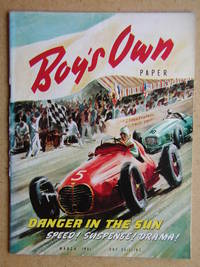 Boy's Own Paper. March 1951.