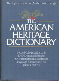 The American Heritage Dictionary - Second Collage Edition.