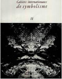 image of Cahiers internationaux de symbolisme n° 11
