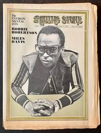 Rolling Stone (Issue #48, December 13th, 1969 -- Miles Davis Cover)