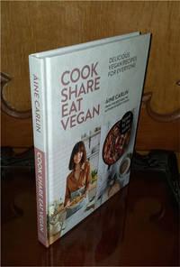 Cook Share Eat Vegan - **Signed** - 1st/1st