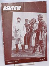 image of Young Communist Review. Vol. 4 no. 9 (December, 1939)