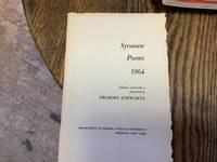 Syracuse Poems 1964