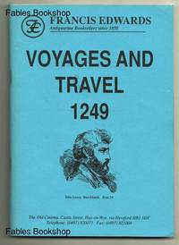 VOYAGES AND TRAVEL 1249.
