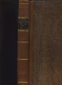 EPHEMERIDES MOTUUM COELESTIUM AB ANNO 1817. AD ANNUM 1822. Ad Meridianum Bononiae Supputatae a Petro Catureglio..