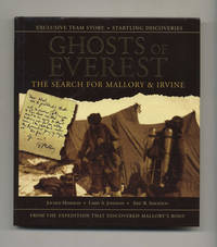 Ghosts Of Everest, The Search For Mallory & Irvine  - 1st Edition/1st  Printing