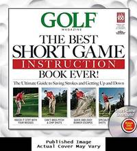 image of Golf: The Best Short Game Instruction Book Ever!