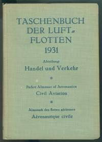 Taschenbuch der Luftflotten:   Handel und Verkehr(Pocket Almanac of  Aeronautics--Civil Aviation)