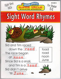 image of Sight Word Rhymes