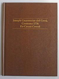 Joseph Guarnerius del Gesu, Cremona 1736. Ex-Count Cessol