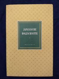 Japanische Farbholzschnitte von Katsukawa Shunsho by  Willy Boller - Hardcover - 1953-01-01 2019-08-23 - from Resource for Art and Music Books (SKU: SKU1000274)