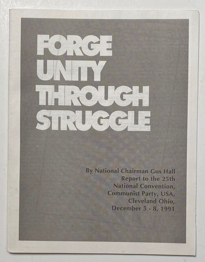 : , 1991. 46p., 8.5x11 inches, very good. The leader of the CPUSA here describes Gorbachev's reforms...