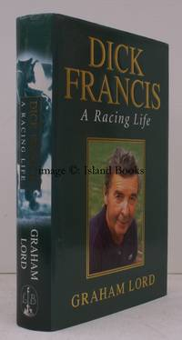 image of Dick Francis. A Racing Life. NEAR FINE COPY IN UNCLIPPED DUSTWRAPPER