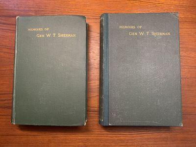 Memoirs of General William T  Sherman.
