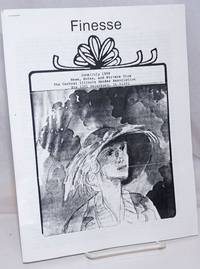 image of Finesse: news, notes, and Nirvana from the Central Illinois Gender Association; June/July 1998