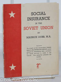 image of Social Insurance in the Soviet Union