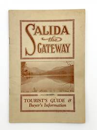 Cover title: Salida the Gateway. Tourist's Guide & Buyer's Information