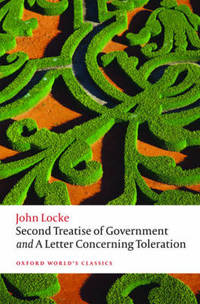 image of Second Treatise of Government and A Letter Concerning Toleration