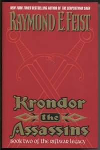 Krondor the Assassins  Book Two of the Riftwar Legacy