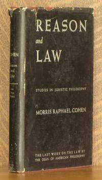 REASON AND LAW, STUDIES IN JURISTIC PHILOSOPHY