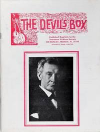 image of The Devil's Box (Volume 24, No 2, Summer 1990)