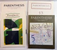 Parenthesis: Newsletter (Journal) of the Fine Press Book Association: 9 issues