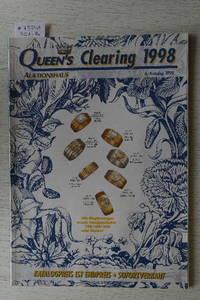 Queen's Clearing 1998, 6. Katalog 1998.