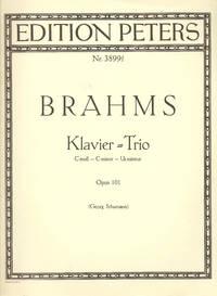Trio Für Klavier,Violine und Violoncello  C moll / Trio in C minor, Op. 101 for  Piano, Violin and Cello