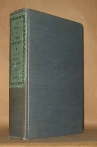 THE DIARIES OF JOHN BRIGHT by John Bright edited by R.A. Walling - Hardcover - 1931 - from Andre Strong Bookseller (SKU: 1176)
