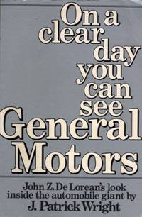 image of On a Clear Day You Can See General Motors