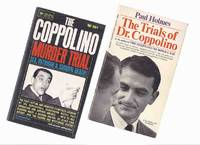 TWO BOOKS: The Coppolino Murder Trial: Sex, Intrigue & Sudden Death, the First Eyewitness Account  ---with The Trials of Dr Coppolino (a Witch's Brew of Adultery, Hypnosis and Death -by Leonard Katz and Paul Holmes ( Doctor Carl Coppolino )