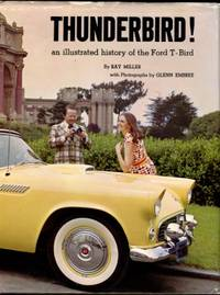 image of Thunderbird! An Illustrated History Of The Ford T-Bird
