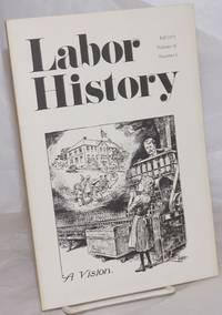 image of Labor history. vol 16, no. 4, Fall, 1975