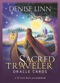 image of Sacred Traveler Oracle Cards: