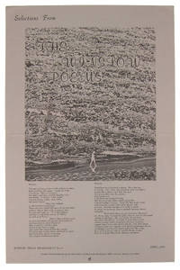 SELECTIONS FROM THE WINSLOW POEMS . . . BOWERY PRESS BROADSHEET NO. 4 APRIL, 1969