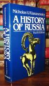 image of A HISTORY OF RUSSIA, 4TH EDTION