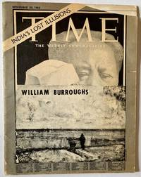 Time (With 4 Drawings by Brion Gysin) by William Burroughs - Paperback - First Edition - 1965 - from Appledore Books, ABAA (SKU: 17816)
