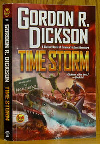 image of Time Storm: A Classic Novel of Science Fiction Adventure