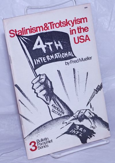 New York: Labor Publications, 1971. Pamphlet. 78p., wraps mildly worn else very good condition, 5.5x...
