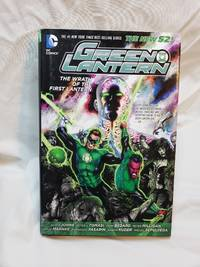 Green Lantern: The Wrath of the First Lantern (The New 52)