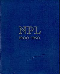 NPL Jubilee Book of the National Physical Laboratory