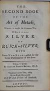View Image 3 of 5 for A COLLECTION OF SCARE AND VALUABLE TREATISES, Upon Metals, Mines and Minerals. In Four Parts. Inventory #019733