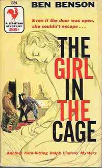 image of The Girl in the Cage