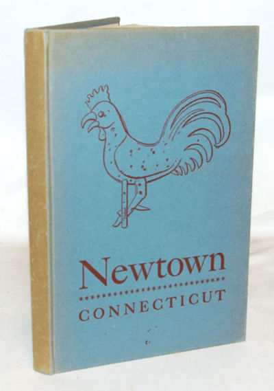 Newton, Conn.: The League Of Women Voters of Newtown, (1955). First Edition. Very near fine in light...
