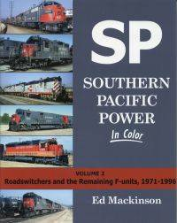 SP Soutern Pacific Power In Color, Vol. 2: