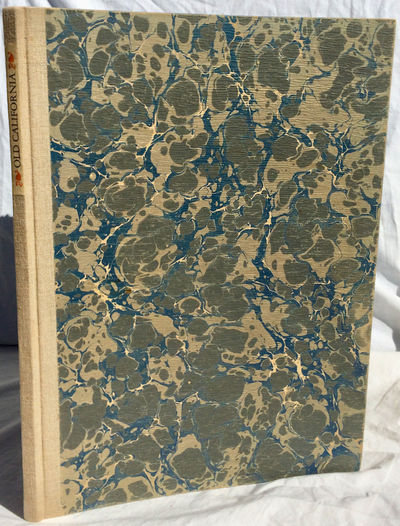 San Francisco, CA: John Henry Nash, 1924. First Edition. Hardcover. Very Good. Rowena Meeks Abdy (18...