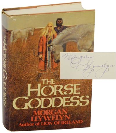 Boston, MA: Houghton Mifflin and Company, 1982. First edition. Hardcover. First printing. Llywelyn's...