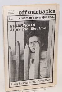 image of Off Our Backs: a women's news journal; vol. 20, #4, April 1990; Nicaragua after the election