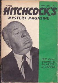 Alfred Hitchcock's Mystery Magazine (April 1970, volume 15, number 4)