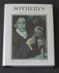 Sotheby's Art at Auction. The Art Market Review 1994-1995.
